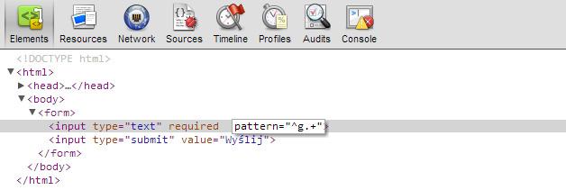 Edycja treści HTML w Chrome Developer Tools