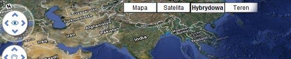 Kurs Google Maps API for Flash