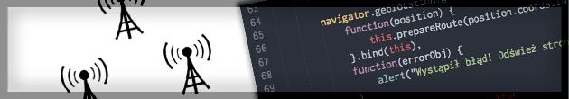 HTML5 Geolokalizacja