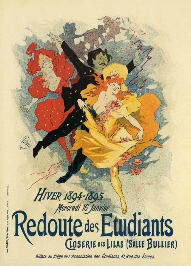 Od Muchy Do Czerwonego Młyna Plakat Reklamowy I Artystyczny