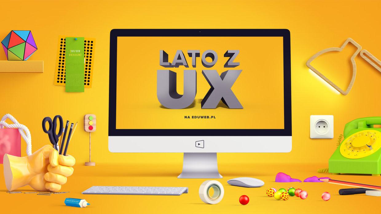 Startuje Lato z UX/UI na eduweb.pl!