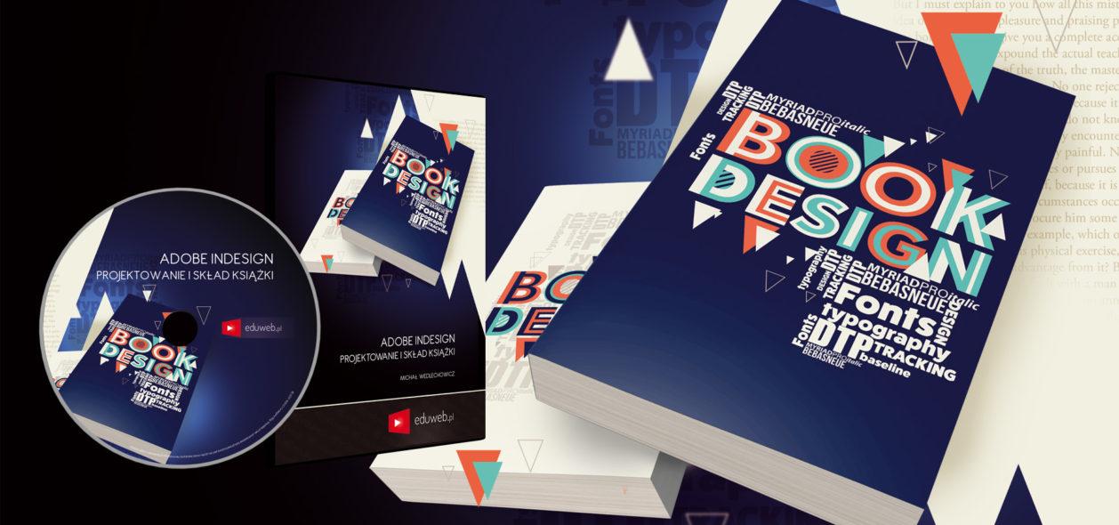 [PREMIERA] Kurs Adobe InDesign – Projektowanie i Skład Książki już dostępny!