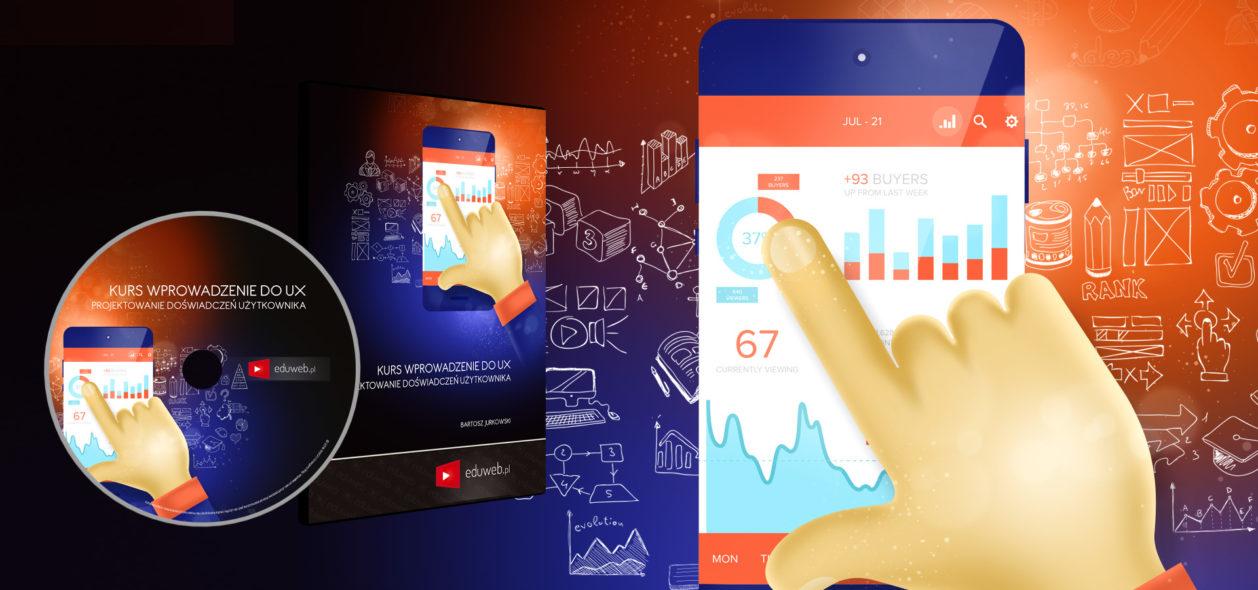 [PREMIERA] Kurs Wprowadzenie do UX – Projektowanie Doświadczeń Użytkownika już dostępny!