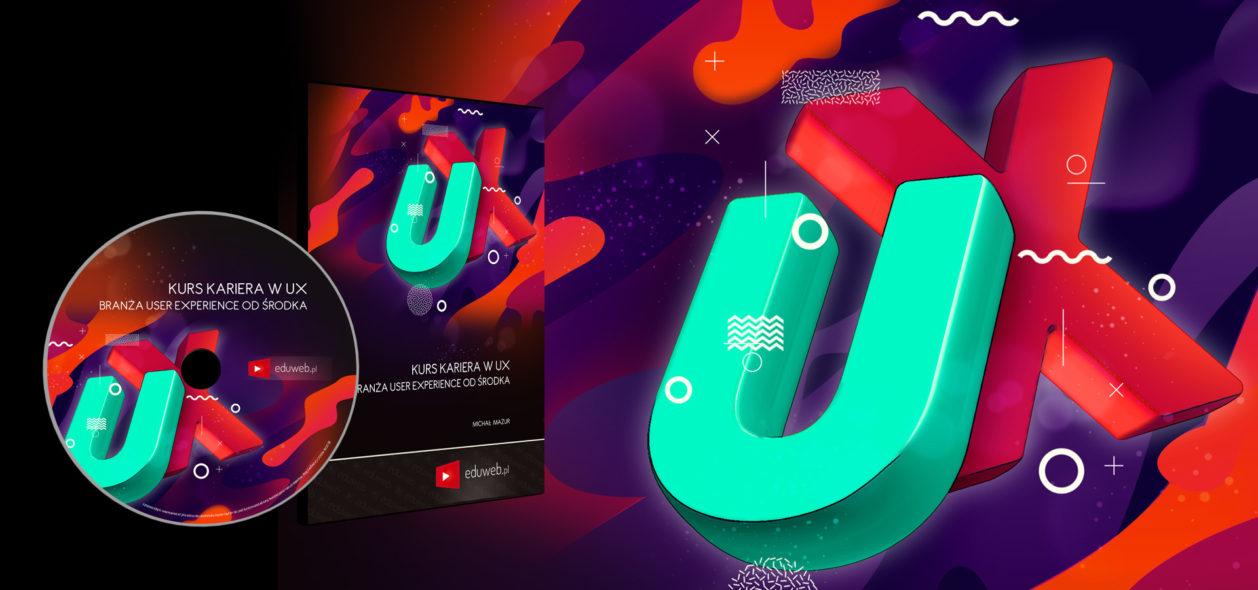 [PREMIERA] Kurs Kariera w UX – Branża User Experience od Środka już dostępny!