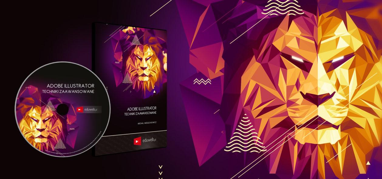 [PREMIERA] Kurs Adobe Illustrator – Techniki Zaawansowane już na eduweb.pl!