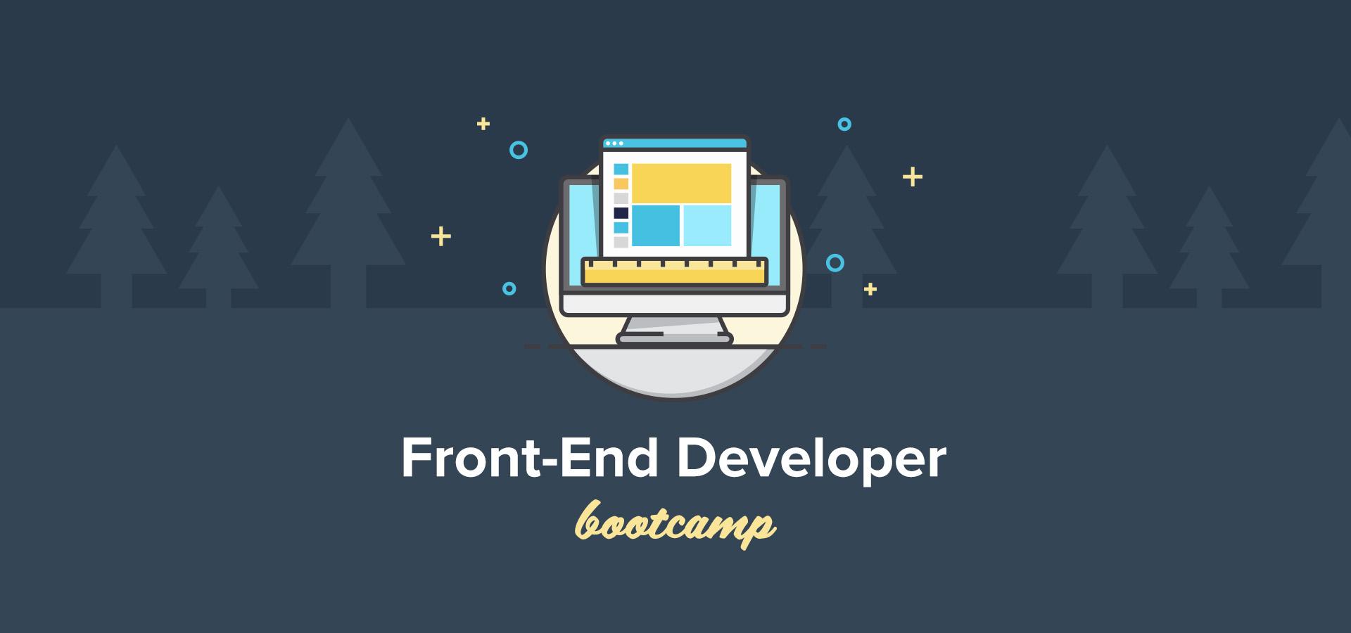 Bootcamp Front-End Developer już jutro!